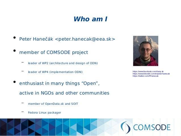 Open Data Node - Platform and Methodology - 2015-May Slide 2