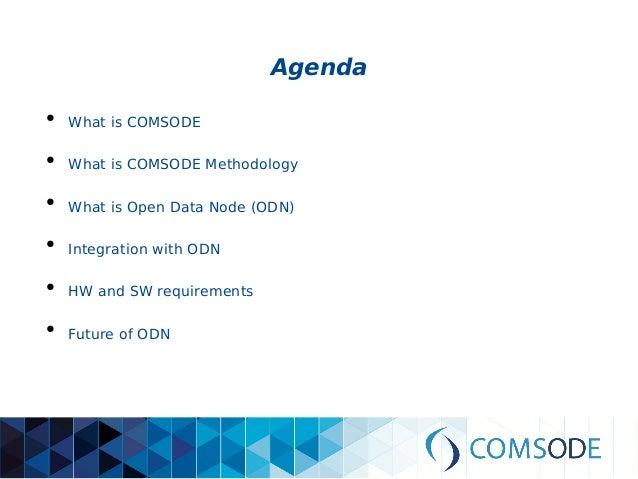 Open Data Node - Platform and Methodology - 2015-May Slide 3