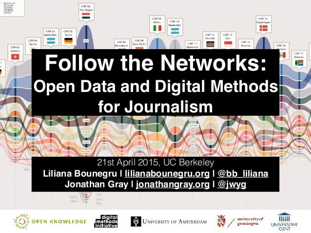 Follow the Networks: