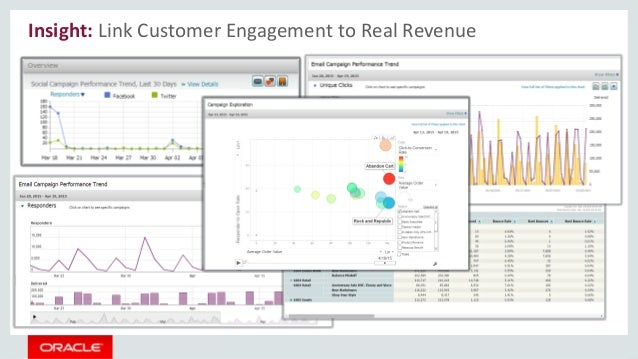 Insight: Link Customer Engagement to Real Revenue