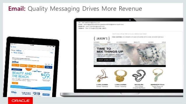 Email: Quality Messaging Drives More Revenue
