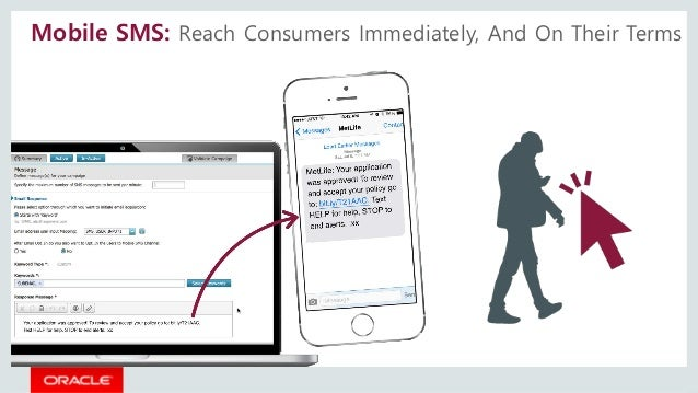 Mobile SMS: Reach Consumers Immediately, And On Their Terms