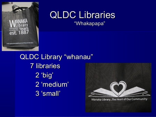 LIANZA Otago Southland LA Day 2015 - Interlibrary Loan, part 2 Slide 2