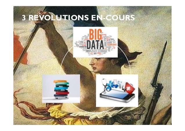 3 REVOLUTIONS EN-COURS