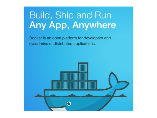 Image  and  Container • Image:  可用來重複建立自己需要的 container   • Container:  一個獨立的運行空間     docker run -it node:0...