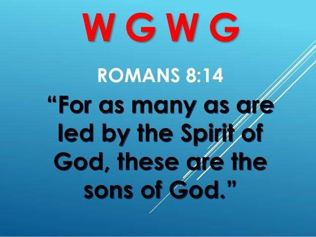 Church Sermon: GW 1 Slide 2