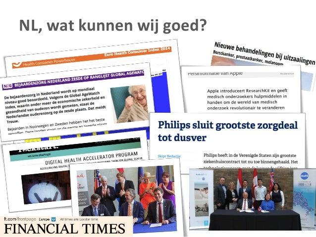 NL,  wat  kunnen  wij  goed?