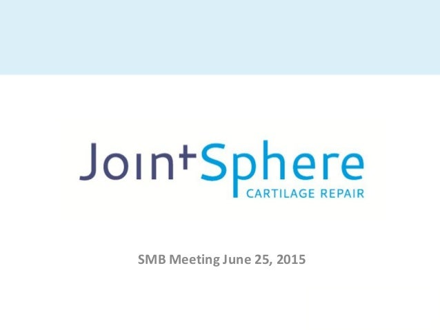 SMB Meeting June 25, 2015