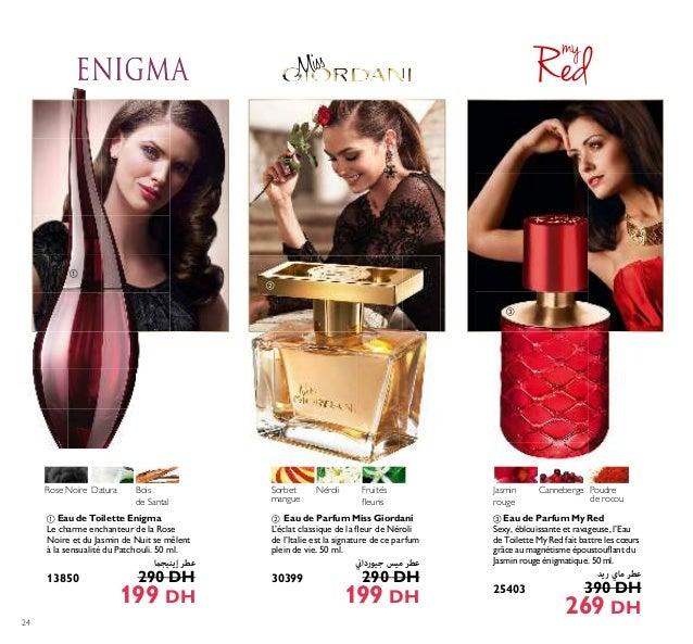 Catalogue De Mois 072015 Oriflame Maroc