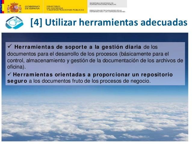 [4]Utilizarherramientasadecuadas Herramientas de soporte a la gestión diaria de los documentos para el desarrollo de lo...