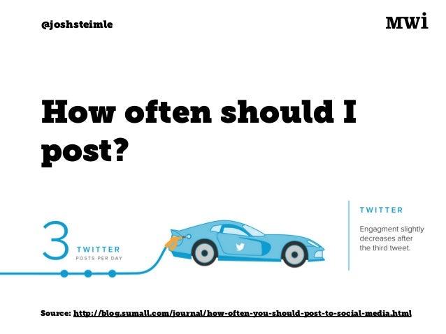 Digital marketing for tech companies. @joshsteimle @joshsteimle #6. Hashtags.
