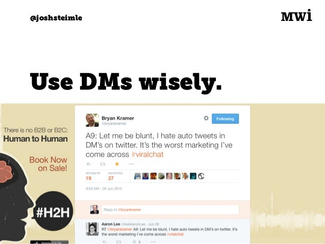 Digital marketing for tech companies. @joshsteimle @joshsteimle She's not alone. Source: http://www.forbes.com/sites/johng...