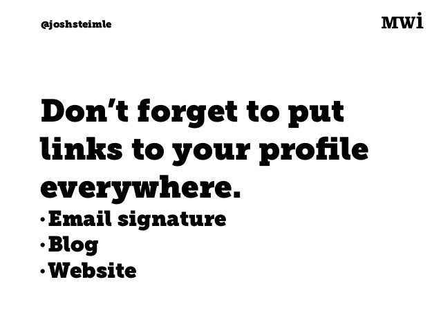 Digital marketing for tech companies. @joshsteimle @joshsteimle Tweepi. Best for: • Figuring how who to follow • Pruning i...
