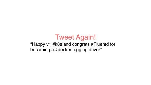 DEMO: FLUENTD + DOCKER