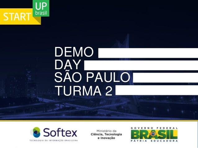 DEMO DAY SÃO PAULO TURMA 2