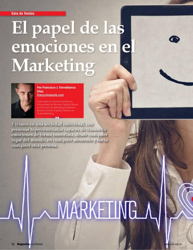 El papel de las emociones en el marketing