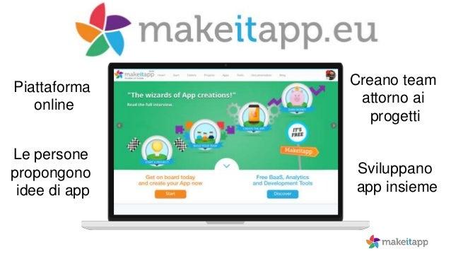 modi innovativi per costruire app
