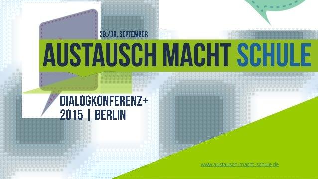 www.austausch-macht-schule.de