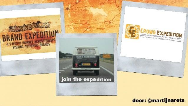 door: @martijnarets join the expedition
