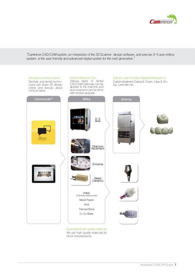 2015 NEOBIOTECH CADCAM SYSTEM