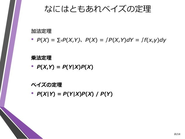 Tokyowebmining #49 Matirx and nonparametric bayes
