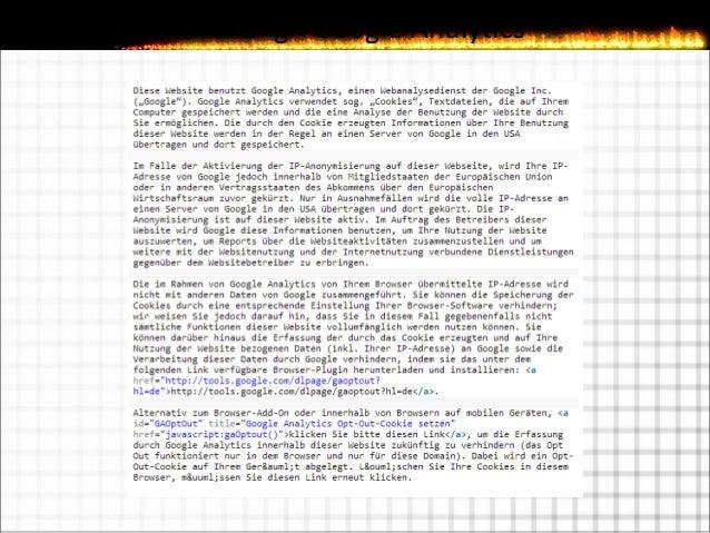 Safe-Harbor-Entscheidung: Einwilligung https://www.datenschutz-guru.de/mailchimp