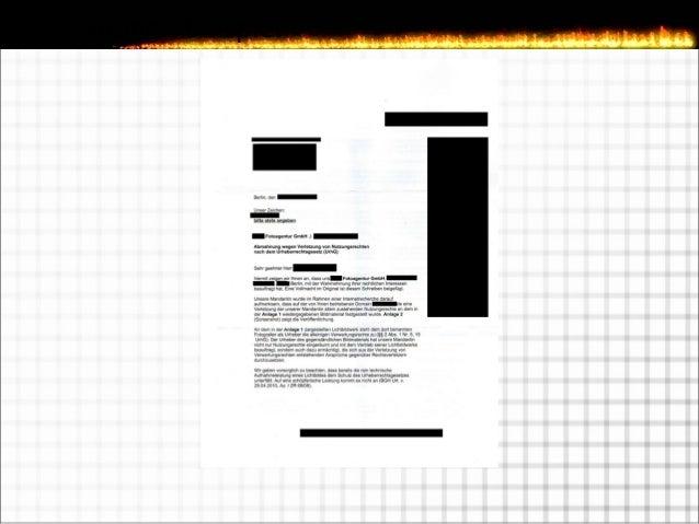 Unterlassungserklärung (modifiziert)