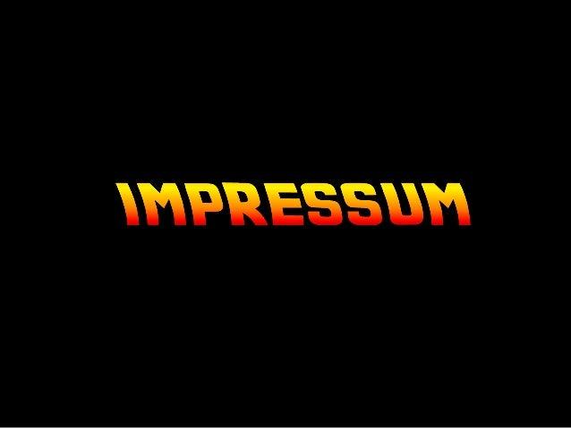 Impressum - Xing