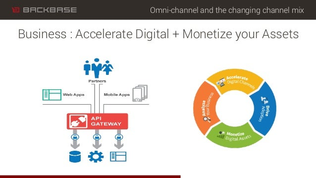 Omni-channel and the changing channel mix Business : Accelerate Digital + Monetize your Assets