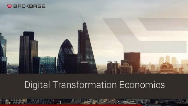 Digital Transformation Economics