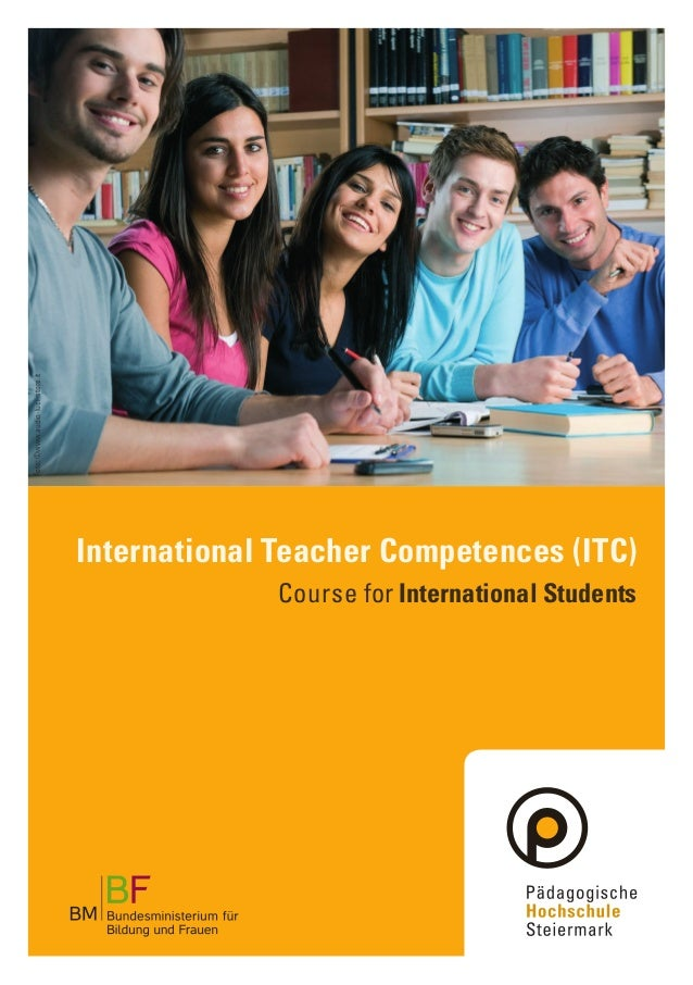 International Teacher Competences (ITC) Course for International Students Foto:©www.audio-luci-store.it