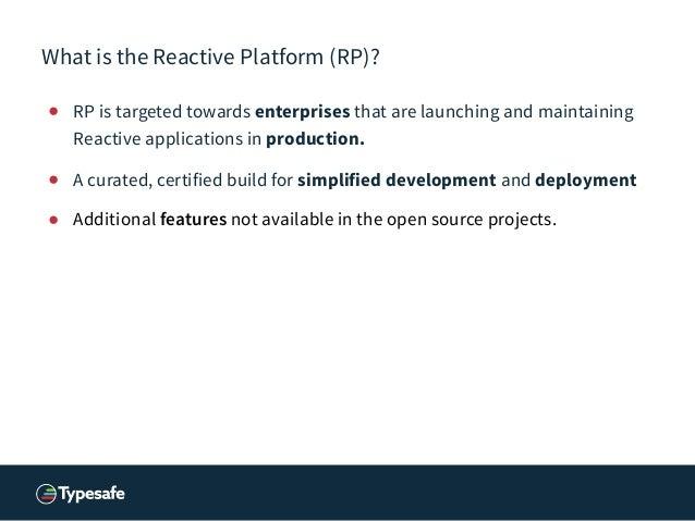 Building Applications with the Typesafe Reactive Platform at Skills Matter, London, November 17, 2015 Slide 2