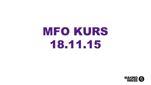 MFO KURS 18.11.15