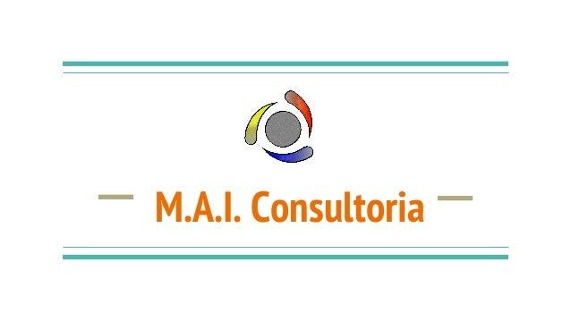 M.A.I. Consultoria