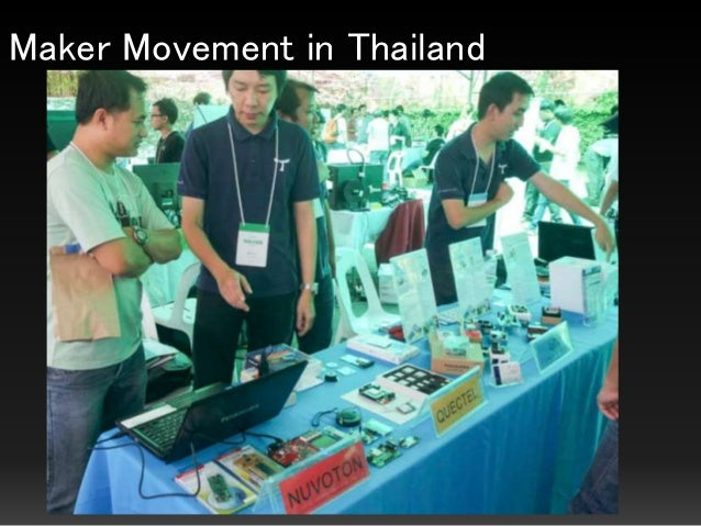 Makermovement In Asia Rakuten Technology Conference 2015