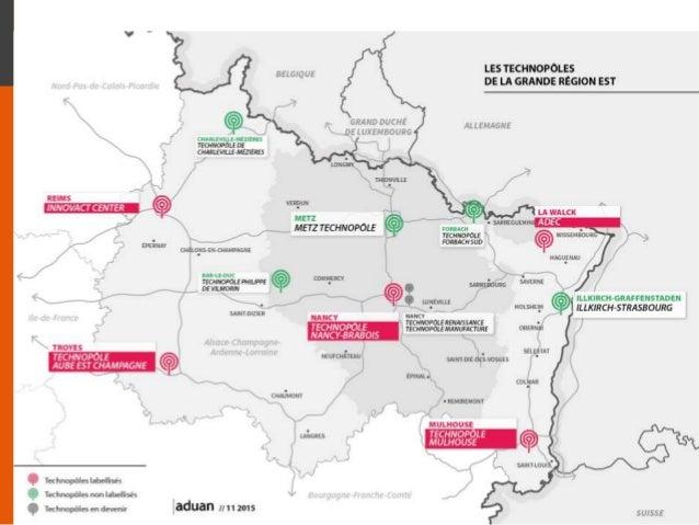 Brabois-Artem Renaissance Manufacture Une démarche technopolitaine d'agglomération thématique et multi-sites