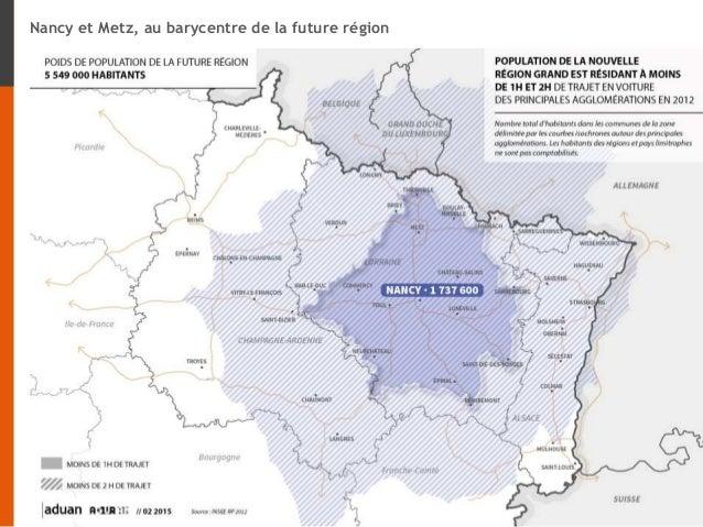 La nouvelle organisation territoriale décidée par le gouvernement – juillet 2015