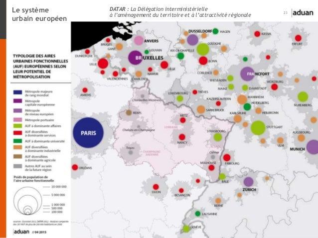 NB-TECH : La future grande région par Priscilla PIERRE - ADUAN