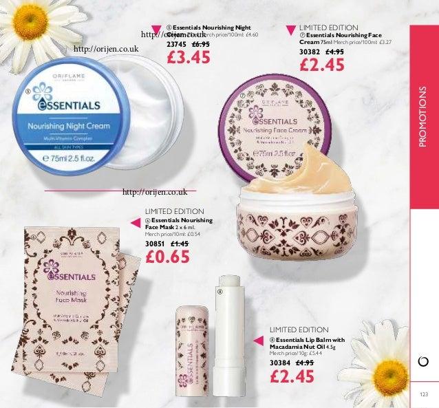 123 PROMOTIONS LIMITED EDITION LIMITED EDITION LIMITED EDITION  Essentials Nourishing Night Cream 75ml Merch price/100ml:...