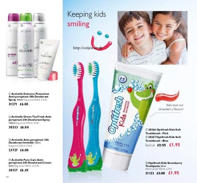 40 ቤ Activelle Anti-perspirant 24h Deodorant Invisible 150ml Reg price/100ml: £4.00 23727 £6.00 ብ Activelle Pure Care Anti...