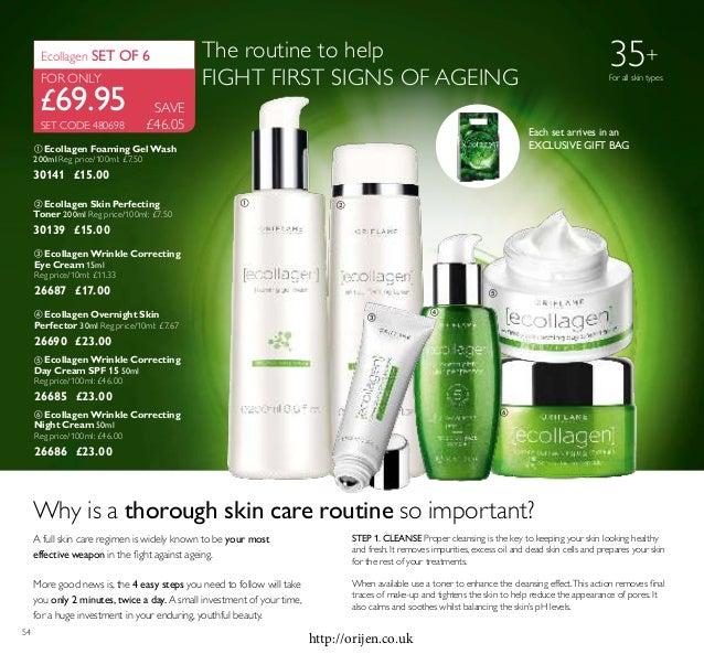       54  Ecollagen Wrinkle Correcting Eye Cream 15ml Reg price/10ml: £11.33 26687 £17.00  Ecollagen Wrinkle Corre...