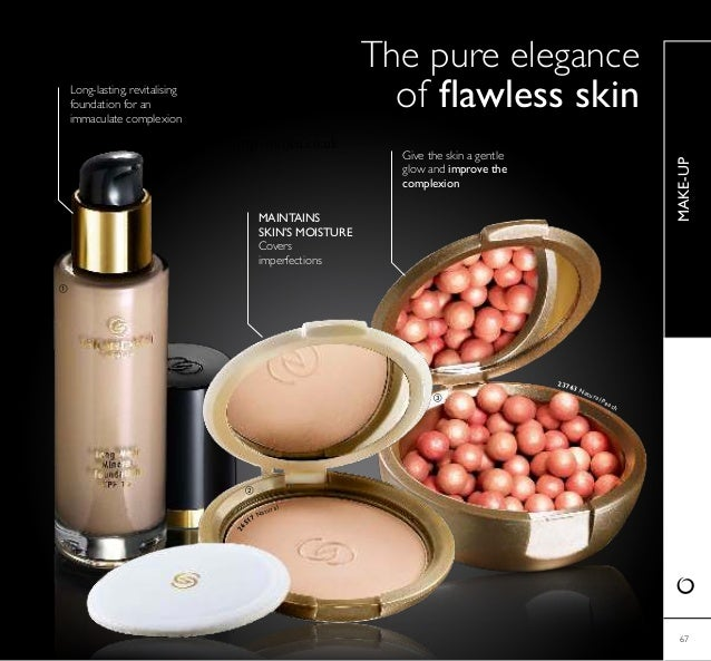 26 517 Natural 23763 Natural Peach 67 MAKE-UP MAINTAINS SKIN'S MOISTURE Covers imperfections The pure elegance of lawless ...