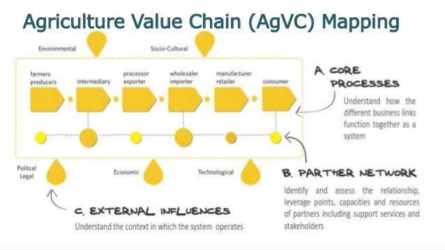 understanding the agricultural value chain stakeholders