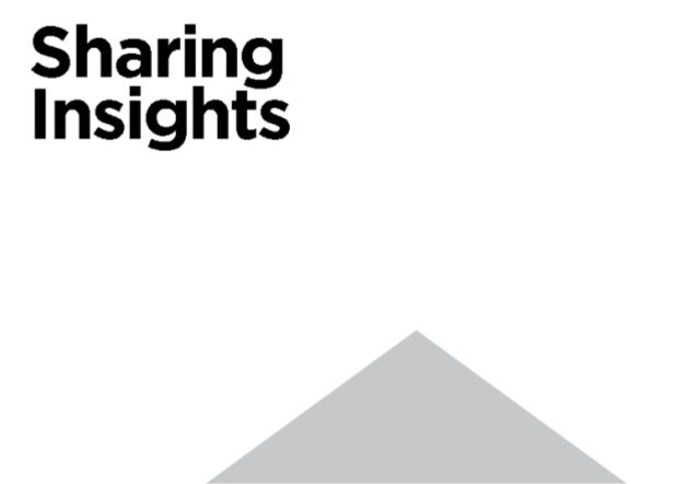 Summary of Insights for innovation-IDEO