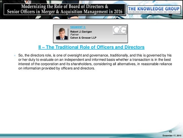 role of board of directors within Board of directors this paper covers the basic responsibilities of a nonprofit board and lists a board's routine governance activities within an organization.