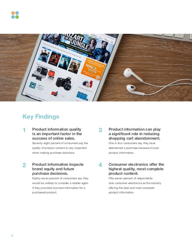 The Shotfarm Product Information Report Slide 3