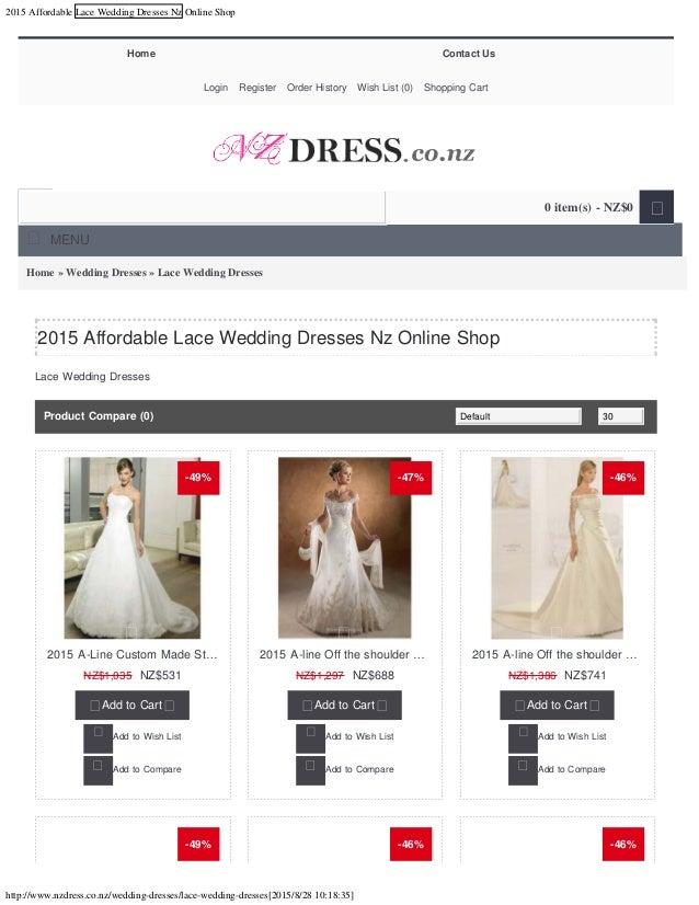 Clothes online shopping nz