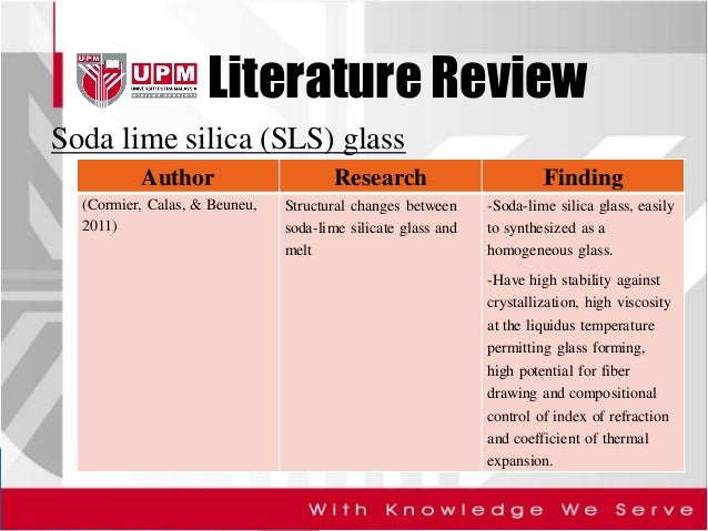 an introduction to the analysis of soda lime glass Introduction but the analysis of soda lime glass is not reviewed yet thus, to   machining processes used by various researchers to treat the soda lime glass.
