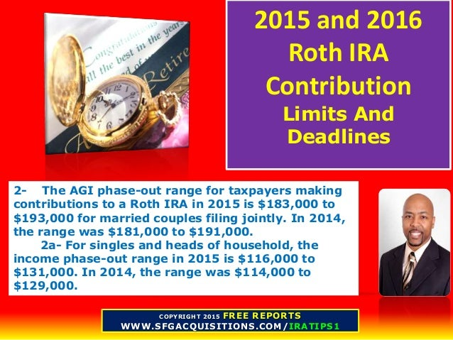 Roth ira contribution limits 2014 single