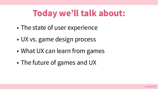 FOWD NYC 2015 – Beyond gamification: more important lessons we can learn from game design Slide 3